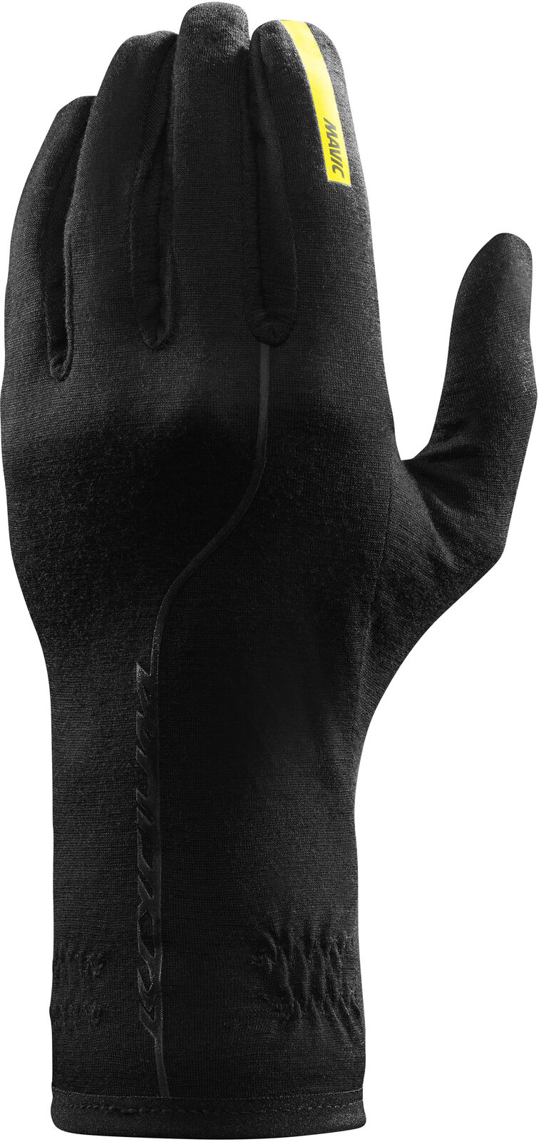 Mavic Ksyrium Merino Winter Fahrrad Handschuhe schwarz 2018