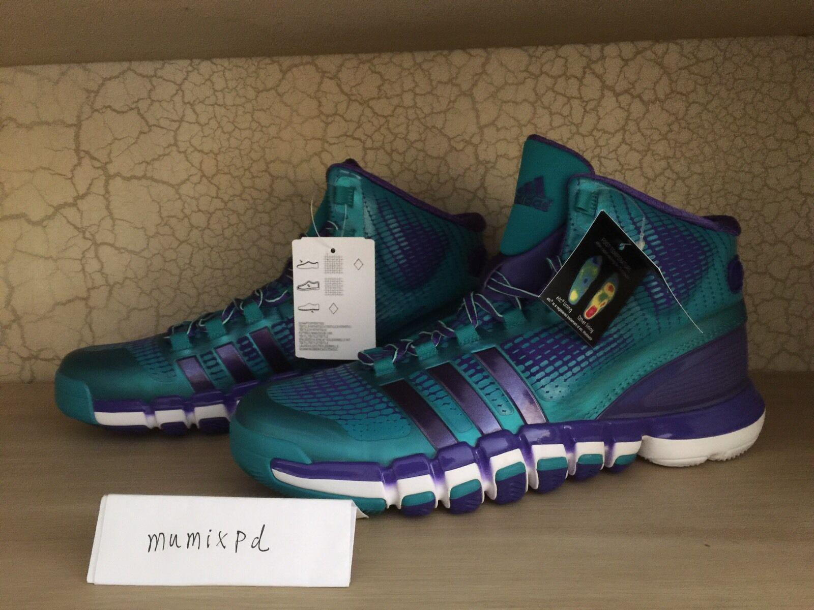Men's adidas Crazyquick Basketball rare Q33304 wall dame 1 3 rose harden sz 9