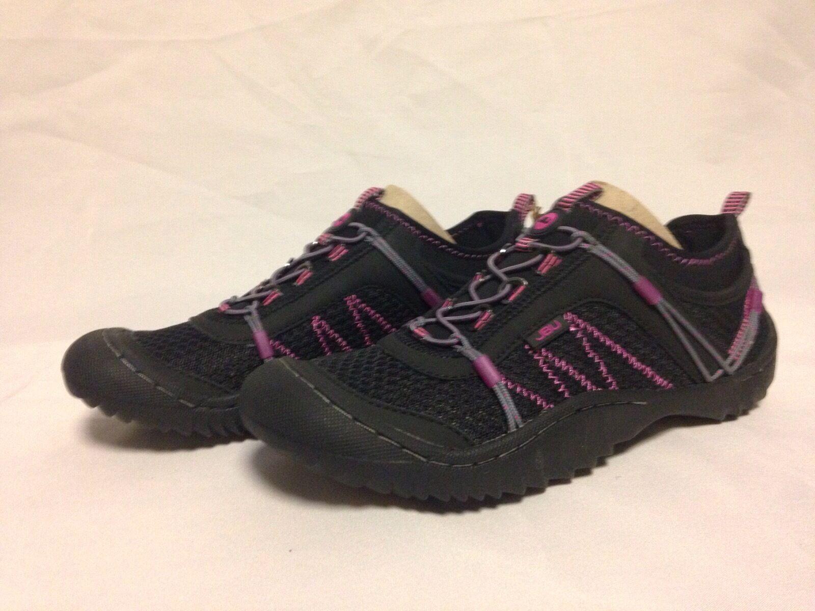 Jambu Wyoming Resbalón en Zapatillas JB15WYO01 Negro rosado Nuevo Con Con Con Caja  moda clasica
