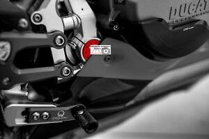 S CNC sets 1299 Pegs Panigale TT322R 15 SBK rear red Ducati adjustable OEM 17 Bxx7q1z