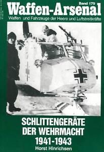 Waffen-Arsenal-179-Schlittengeraete-Schlitten-der-Wehrmacht-Wehrmachtschlitten