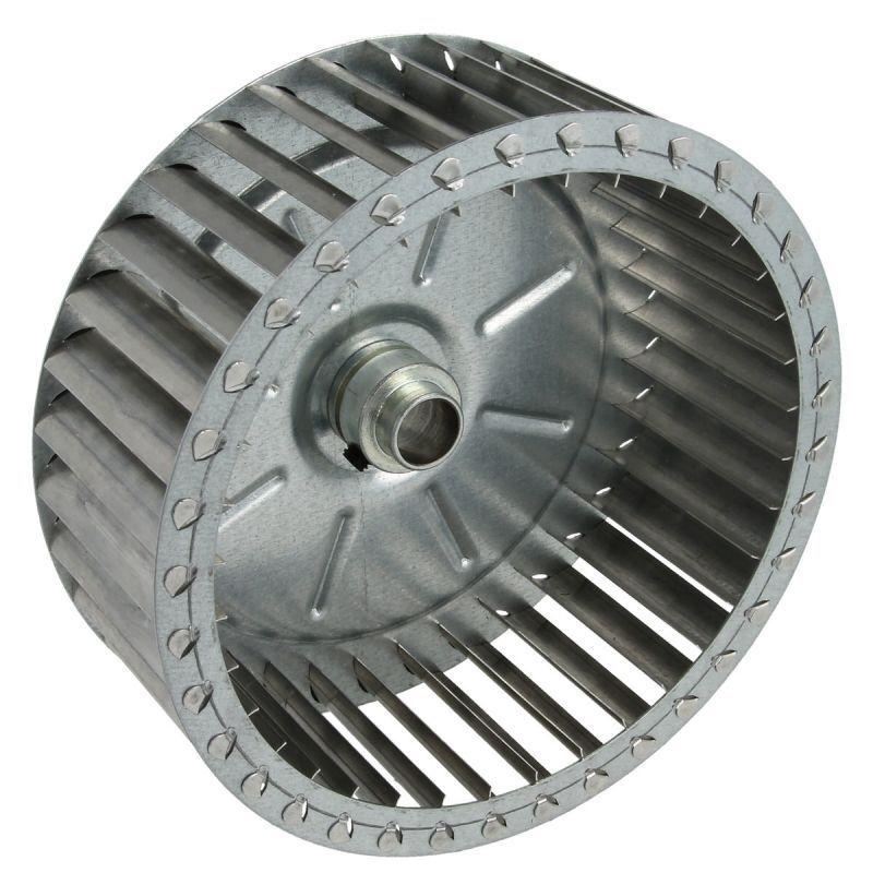 Elco Gebläserad 137 x 52 mm,KL12 16 Z G ZG, K02.9L-T, EK02.13G-ZT,Nr.13012393