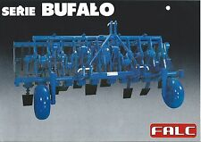 Farm Implement Brochure - Falc Drago Leopard Panda Super Tigre 6 items (F4853)