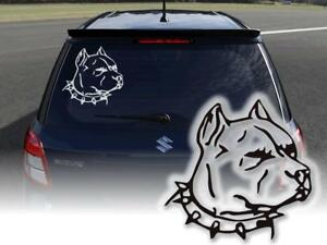 Auto-Aufkleber-Pitbull-Kult-Humor-Spass-Sticker-25cm-JDM-OEM-Decals-Autoaufkleb