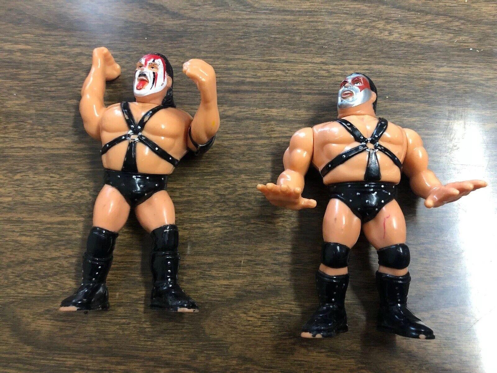 Demolition Crush & Smash WWF Wrestling Action Figure Hasbro
