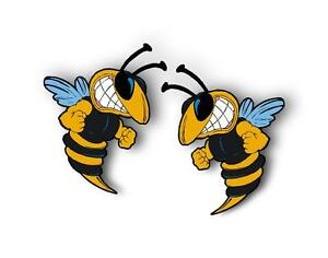 Hornet Stickers Bees Wasp Sticker Choose size (More in Ebay shop) | eBay