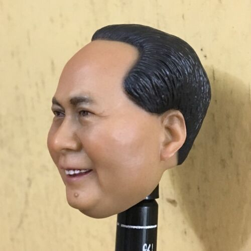 """1//6 Scale Head Sculpt Chinese Leader President Mao Zedong F12/"""" Male Toys Action"""