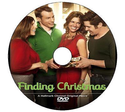 finding christmas dvd 2013 hallmark movie no caseart disk only - Finding Christmas Hallmark
