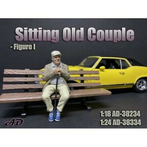 AMERICAN-DIORAMA-38234-SITTING-ON-BENCH-figurine-1-18th-scale