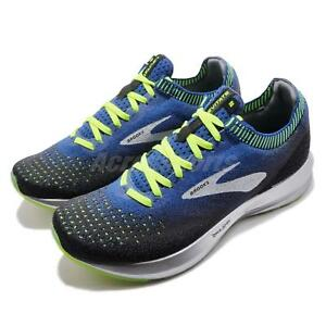 Brooks Levitate 2 Noir Bleu Nightlife Hommes Chaussures De Course Baskets 110290 1D