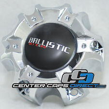 Incubus 6 LUG WX04C Chrome Wheel Center Cap QTY 2 # WX04-135//139.7-6H LG0805-1