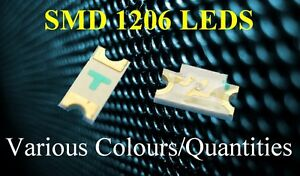 1206-SMD-LED-SUPER-ULTRA-BRIGHT-SURFACE-MOUNT-VARIOUS-COLOURS-QUANTITIES