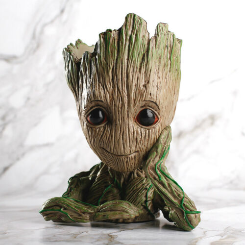 Guardian Of The Galaxy 2 Marvel Baby Groot Stifthalter Figma Blumentopf Sammlung