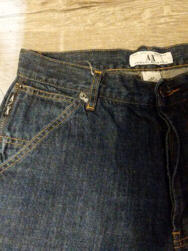 Uomo Armani Taglia 30 Exchange Jeans Oaxdwvnpq5