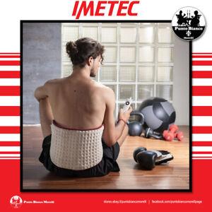 IMETEC | Termoforo elettrico renale Intellisense - Fascia lombare schiena