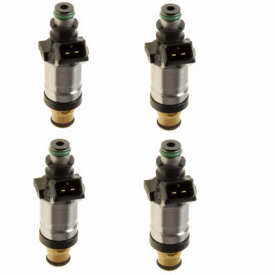 4pcs OEM Fuel Injector 842-12120 fits for 1994-1997 Honda Accord Odyssey 2.2 I4
