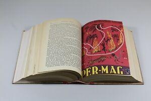 Antigua Revista de Medicina IBYS Años 1936, 1943-46-49 y 1950.  Encuadernada.