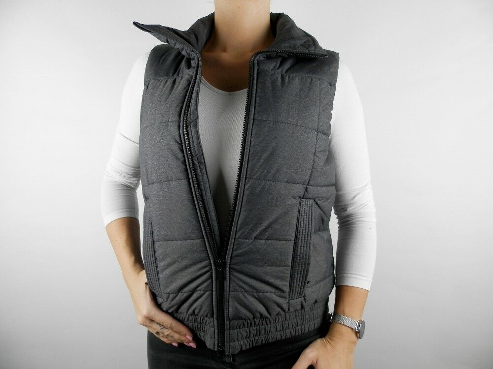 Adidas Essentials Padded daSie Vest grau NEW