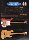 Learn to Play Bass: Complete Learn to Play Bass Manual by S. Richter (Paperback, 2003)