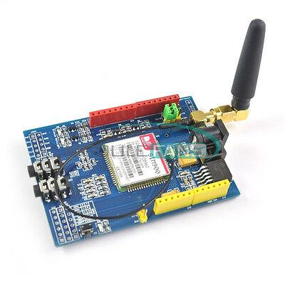 5~26V Nobrand Development Board Module kit Suitable for SIM900 850//900//1800//1900 MHz GPRS//GSM Antenna