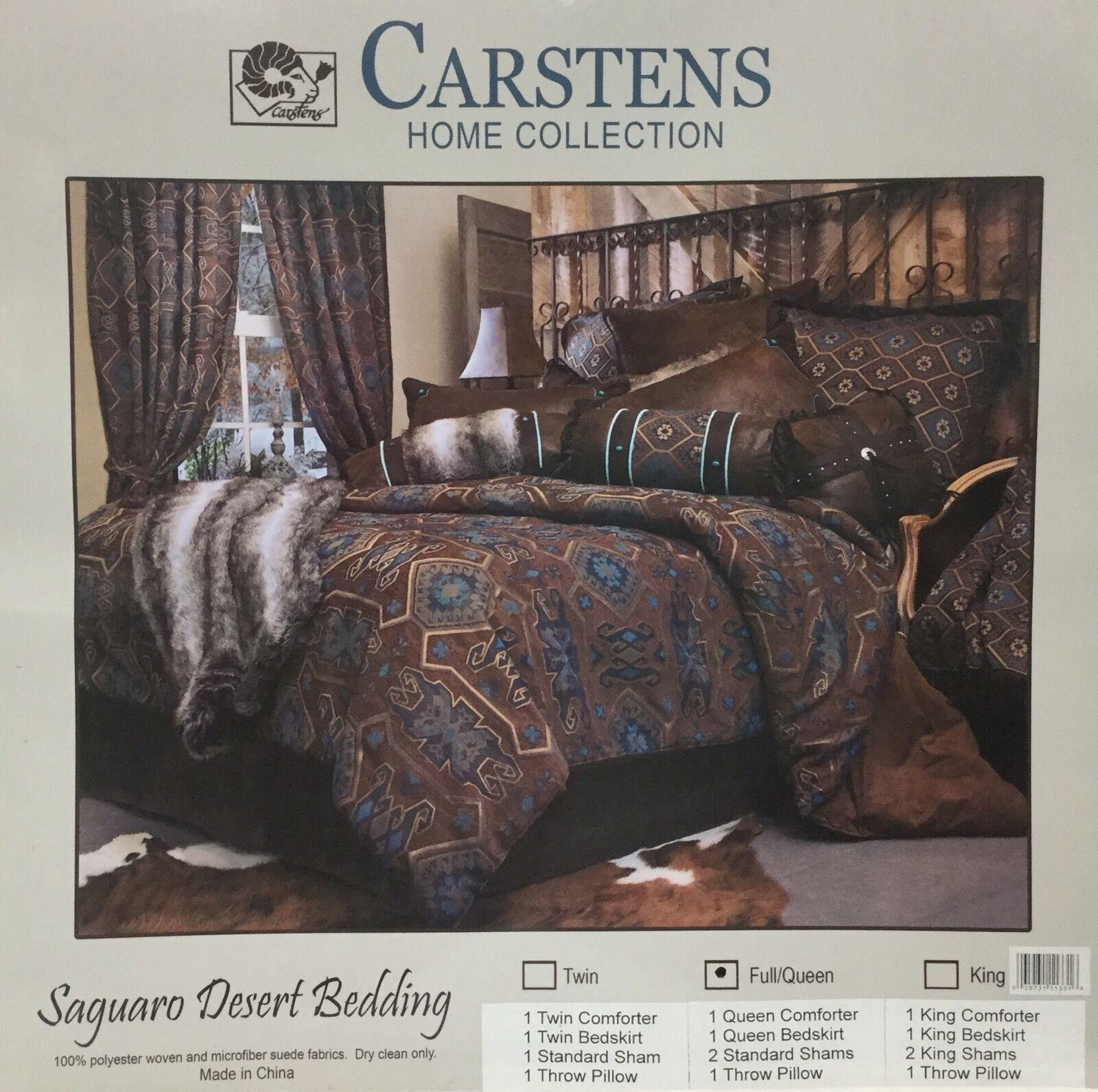 Carstens Saguaro Desert Full Queen Bedding Set