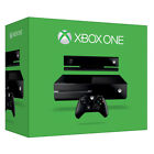 Microsoft Xbox One Gaming Console 500gb HDD 1080p Includes Kinect Sensor Black