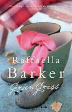 Good, Green Grass, Barker, Raffaella, Book