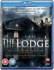 The Lodge (region ) Blu-ray Elizabeth Kell Brad Helmink