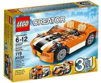 LEGO® Creator 31017 Ralley Cabrio NEU OVP_ Sunset Speeder NEW MISB NRFB