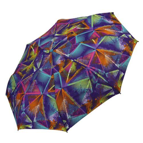 Regenschirm Taschenschirm Damenschirm Auf-Zu-Automatik Knirps E.200 Duomatic