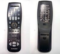 Mitsubishi Tv Remote Control For Wd52725, Wd52825, Wd62525, Wd62725
