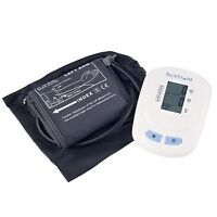 Push Button Automatic Upper Arm Blood Pressure Cuff Monitor With Memory on sale