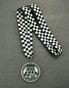 2005 One America 500 Festival Mini Marathon Medal 13.1 Indy 500 FREE SHIPPING