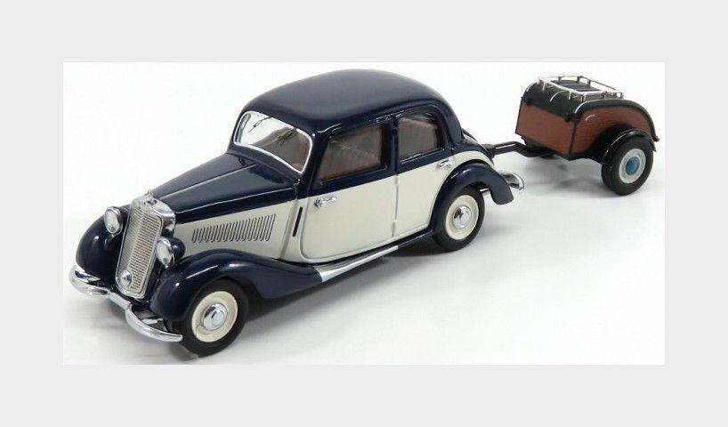 Schuco 1 43 MERCEDES BENZ 170V with TRAILER..mint n  boxed  magasin d'usine