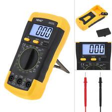 Lcd Digital Multimeter Voltmeter Ohmmeter Ammeter Capacitance Ohm Tester Acdc