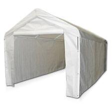 Caravan Canopy Side Wall Kit for Domain Carport - White