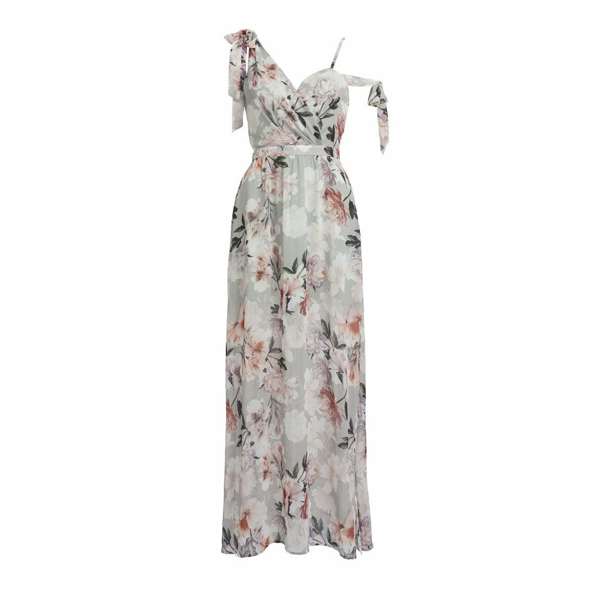 We Are Kindred WOMAN JONQUIL ASYMMETRIC DRESS
