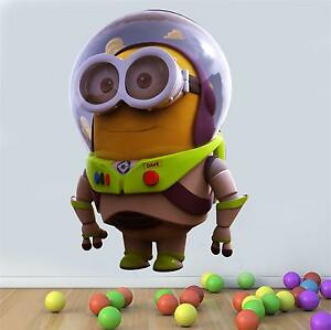 Checking out Minion Dave and Buzz Lightyear - Despicable Me and ...