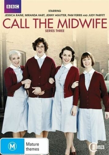 1 of 1 - Call The Midwife Series - Season 3 : NEW DVD
