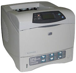 HP LaserJet 4300TN Workgroup Laser Printer