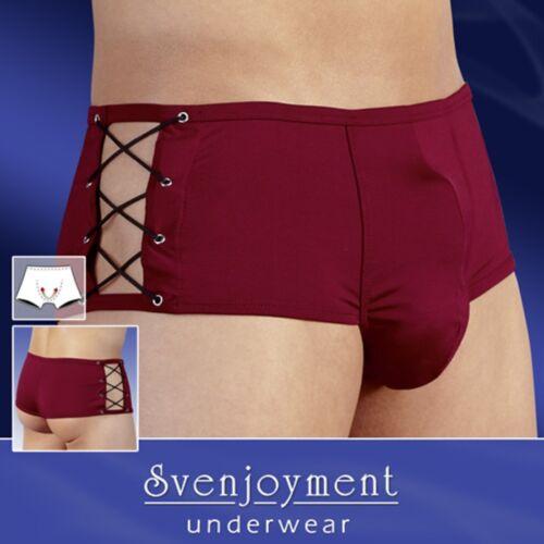 UNDERWEAR Premium Basic accorderais Micro Fibre Hipster Pants lacets dans M Svenj
