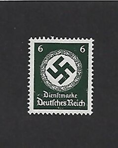 MNH  WWII emblem Postage stamp / 1934 PF06 Issue / MNH from an original sheet