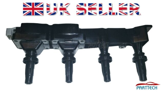 peugeot 206 207 307 1007 partner 1 6 16v ignition coil. Black Bedroom Furniture Sets. Home Design Ideas