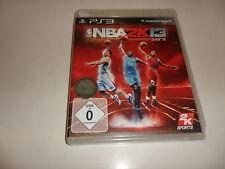PlayStation 3 ps3 nba 2k13