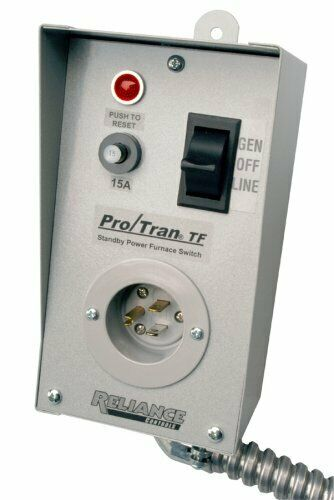 Reliance Controls Corporation Csr302 Easy  Tran Transfer Switch For Sale Online