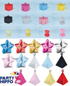 Image Is Loading Qualatex Balloon Weights Star Heart Diamond Gift Box