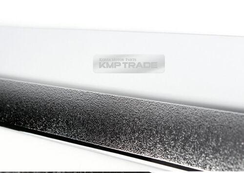 Side Door Rail Chrome Cover Molding Trim Garnish K400 for KIA 2006-2014 Sedona