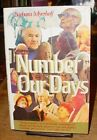 Number Our Days: Culture and Community Among Elderly Jews in an American Ghetto by Barbara G Myerhoff (Hardback, 1979)