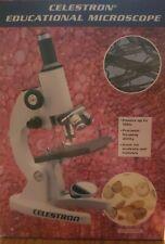 New Listingvintage Celestron Educational Microscope Model 4030 10x Eye Piece Complete