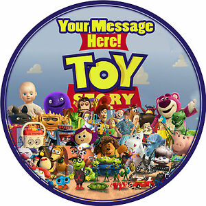 A 75034 Toy Story Personalised Cake Topper ICING - <span itemprop=availableAtOrFrom>Rugby, Warwickshire, United Kingdom</span> - Returns accepted Most purchases from business sellers are protected by the Consumer Contract Regulations 2013 which give you the right to cancel the purchase within 14 days af - Rugby, Warwickshire, United Kingdom